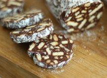 salame di cioccolato ricetta originale