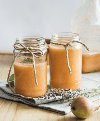 smoothie pera e mela