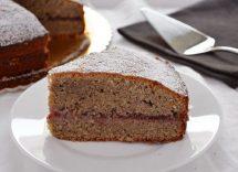 torta di grano saraceno con cremor tartaro