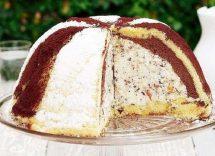 zuccotto gelato ricetta originale