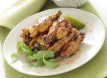 ali di pollo tex mex ricetta