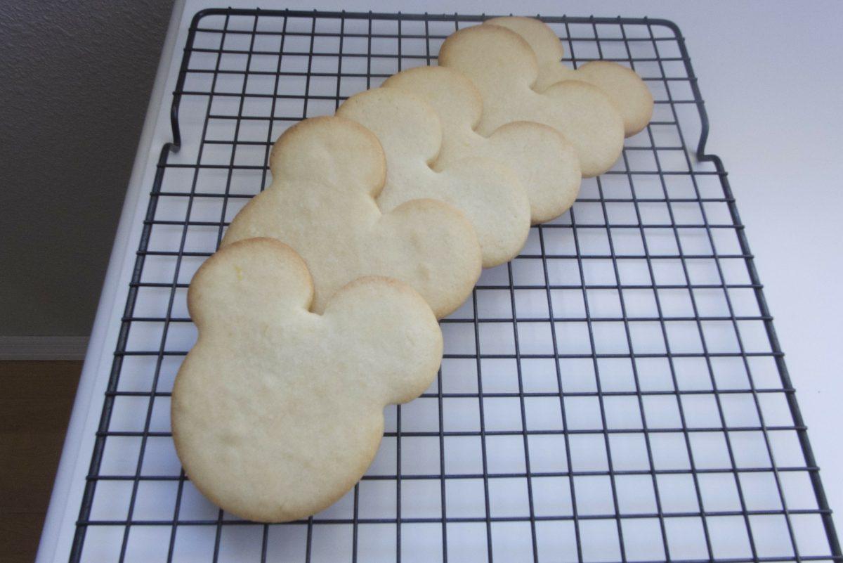 Biscotti a forma di Topolino Disney