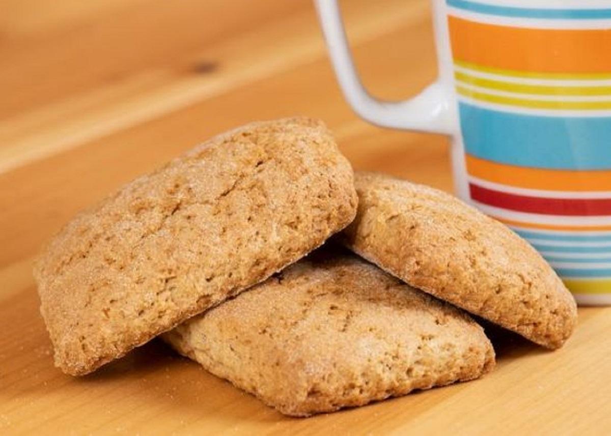 biscotti con germe di grano