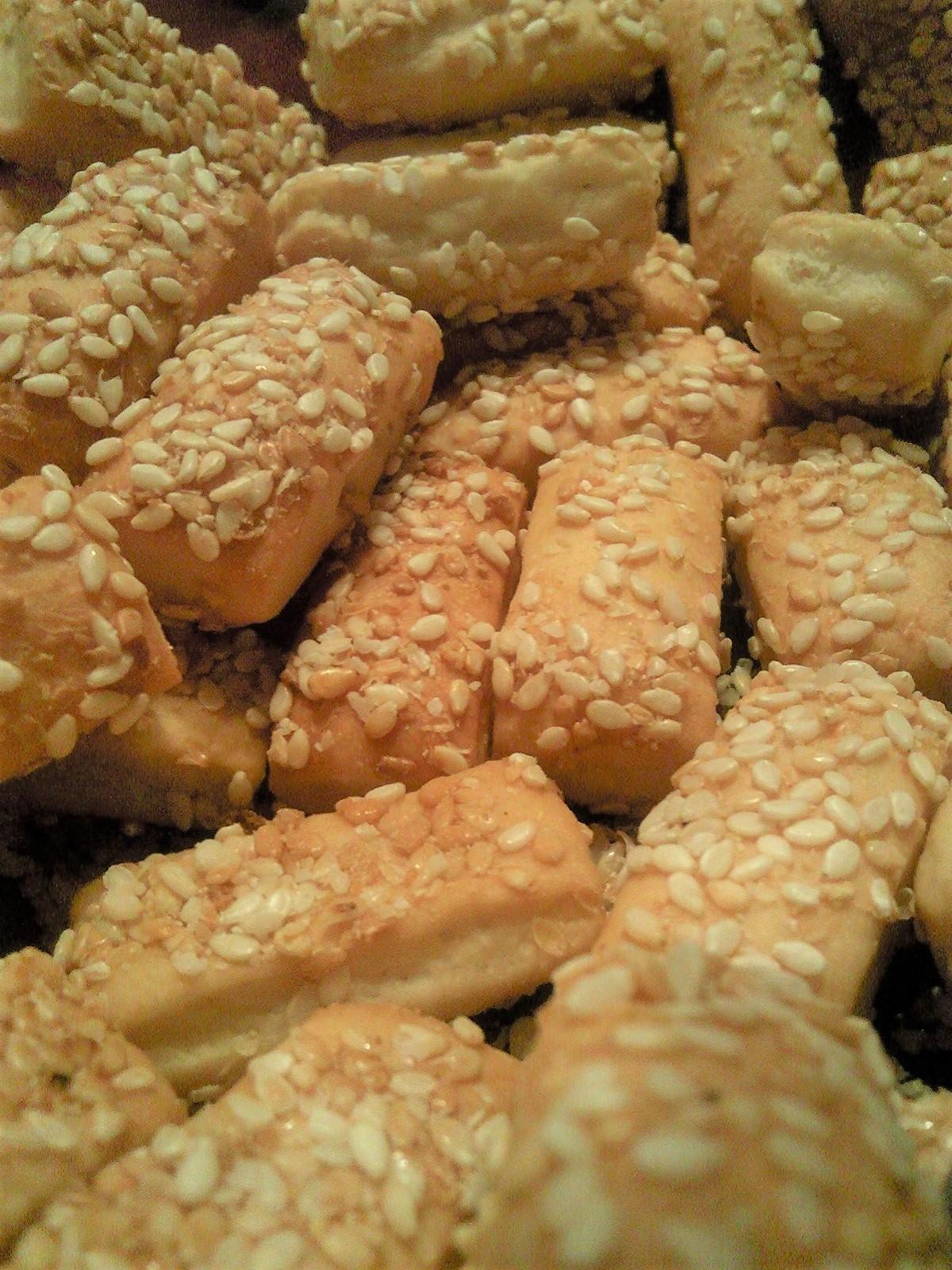 Biscotti regina siciliani ricetta