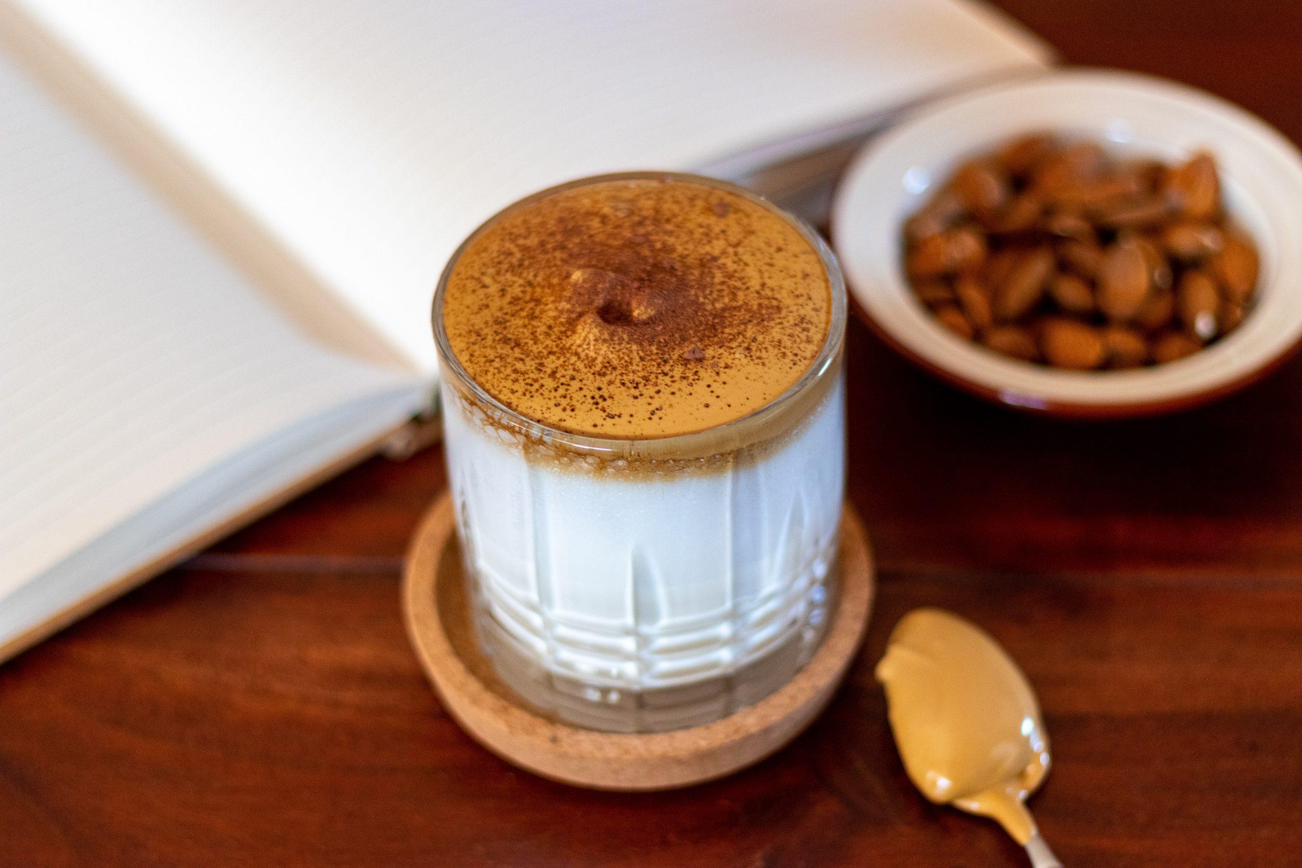 Cappuccino sottosopra ricetta