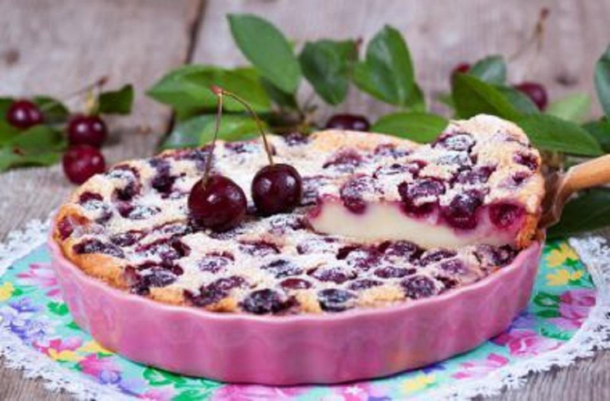 clafoutis alle ciliegie ricetta originale