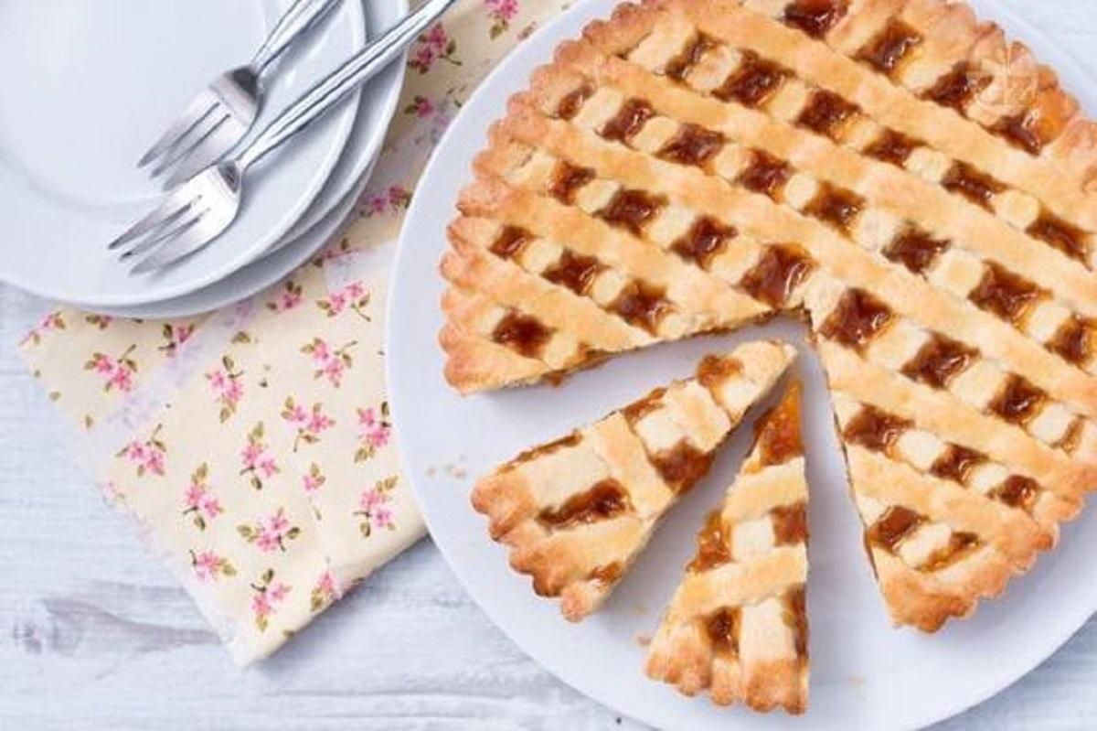 crostata di albicocche bimby tm5