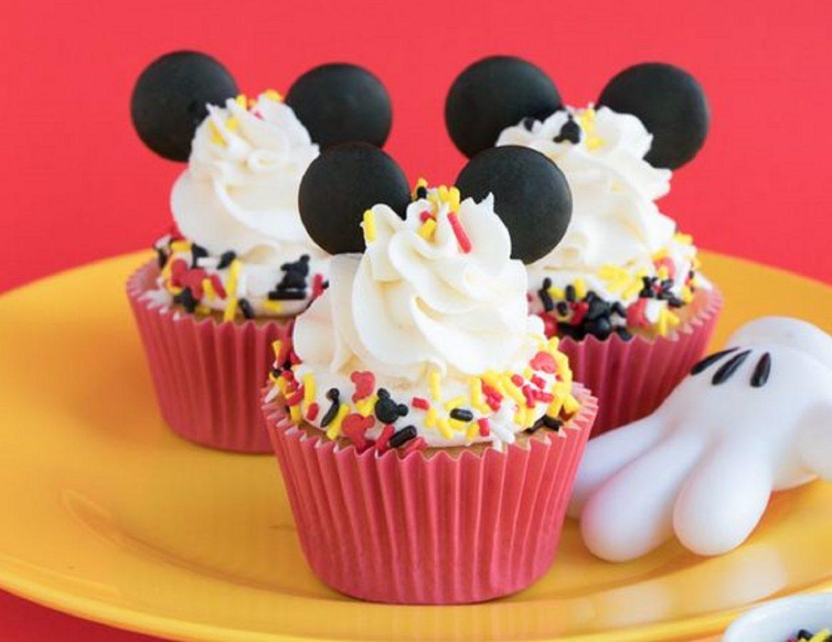 cupcake topolino ricetta