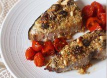 filetti di ricciola alla siciliana