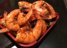 Gamberi alla thailandese ricetta