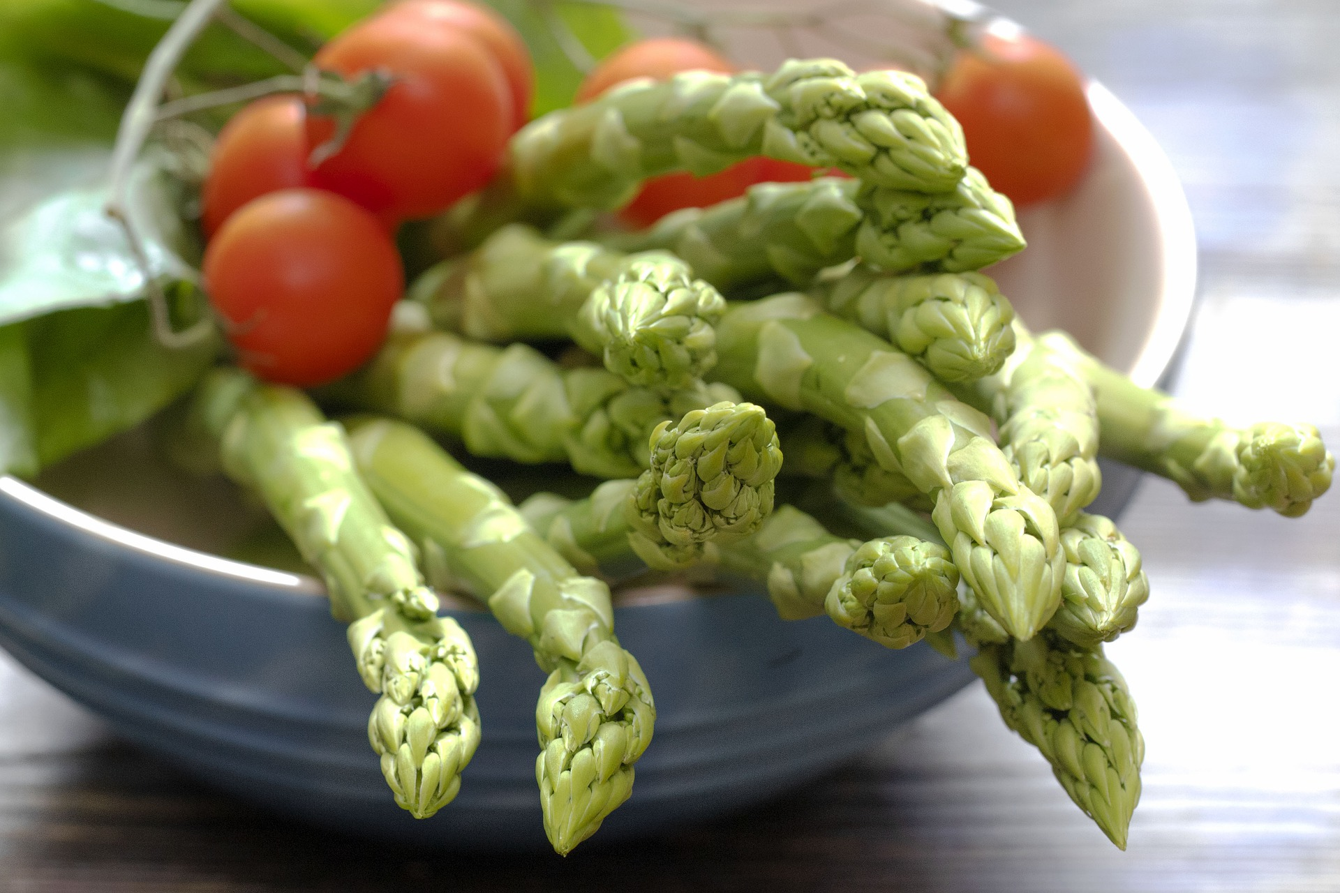 Garganelli con verdure primaverili