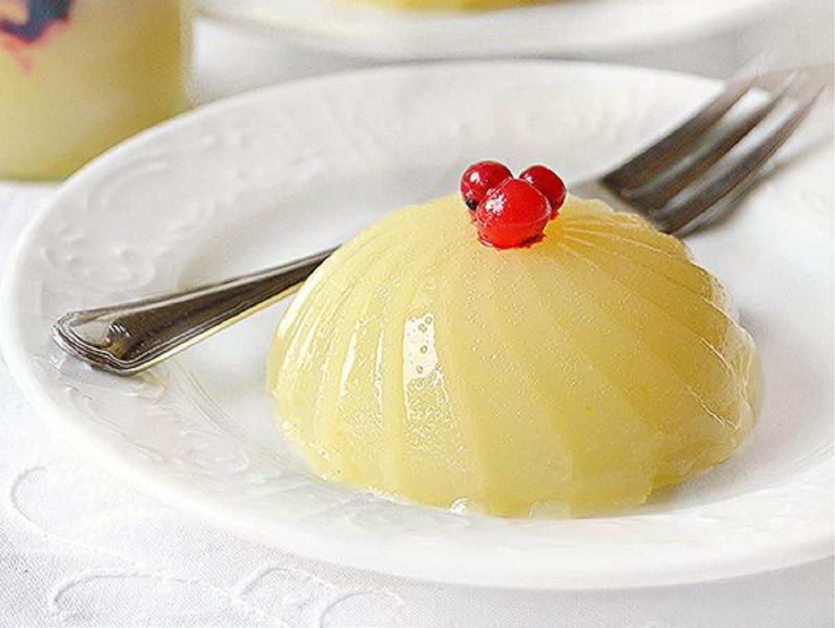 gelo di limone ricetta modicana