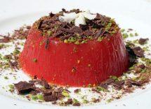 gelo di melone ricetta originale siciliana