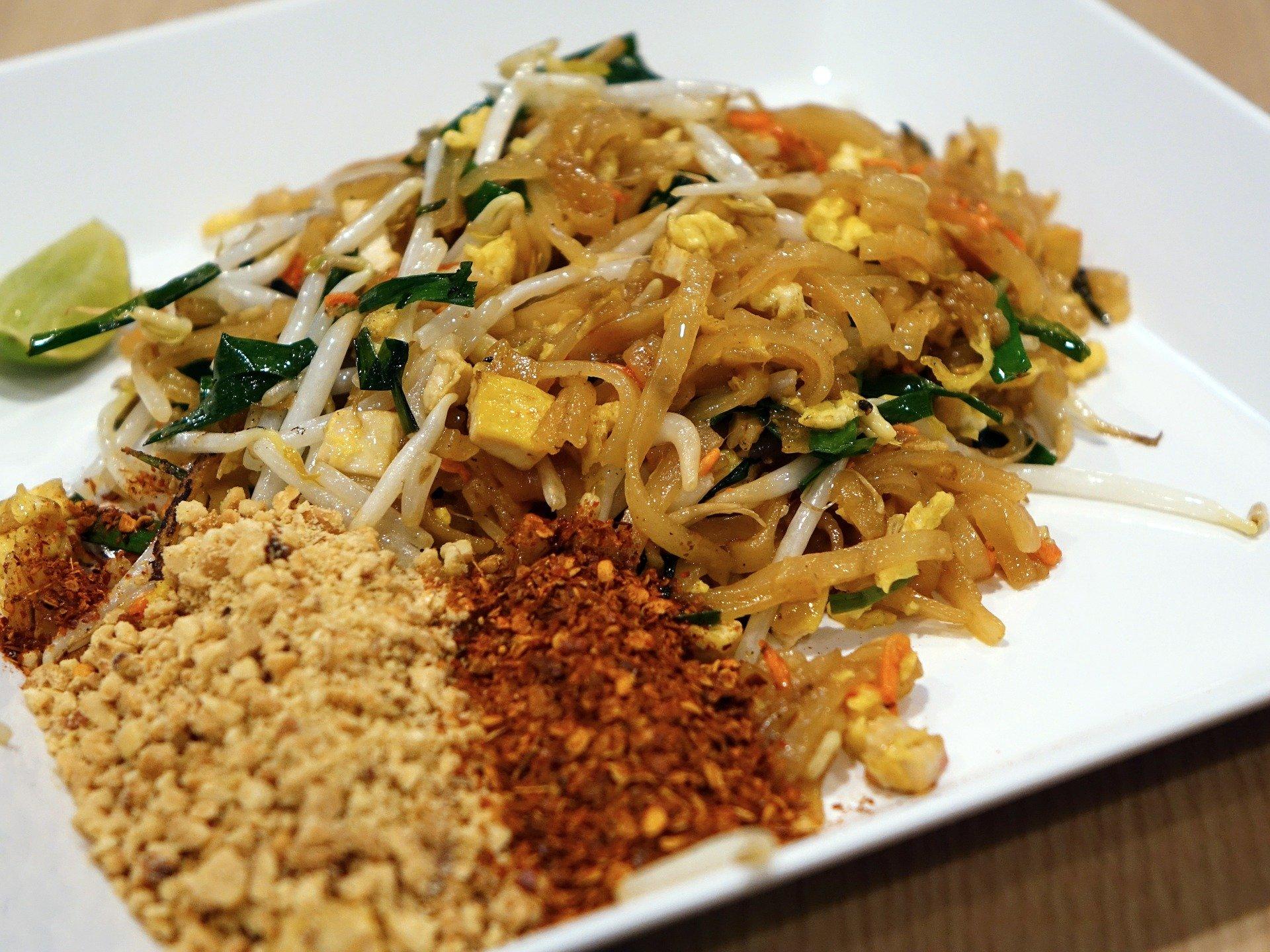 Germogli di soia orientali ricetta