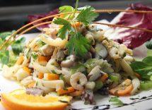 Insalata di mare ricetta originale