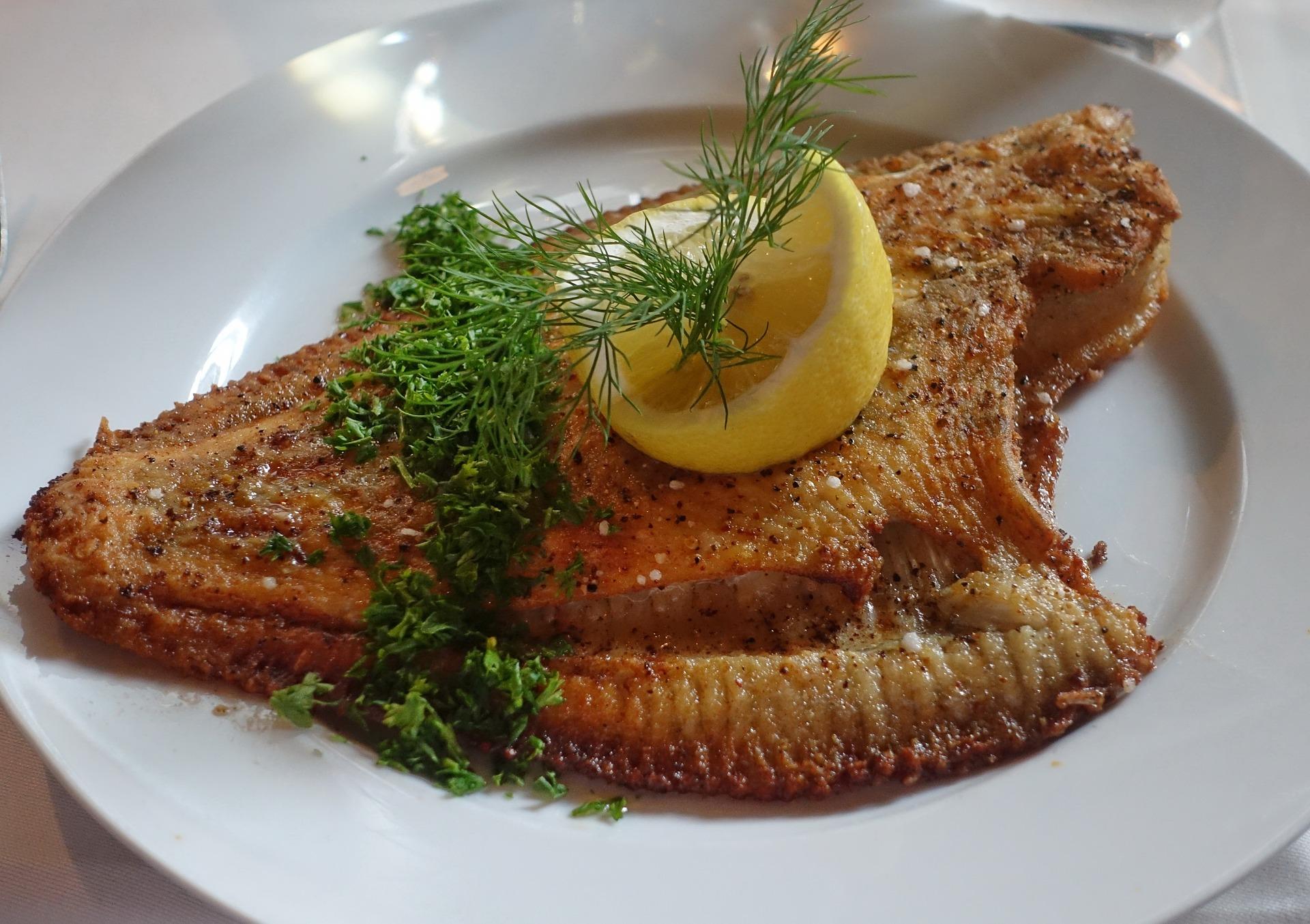 Panatura per pesce al forno ricetta