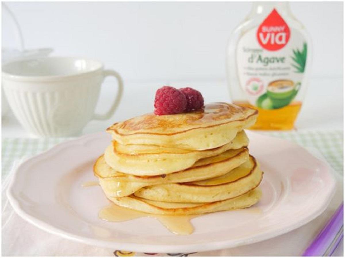 pancake alla ricotta light