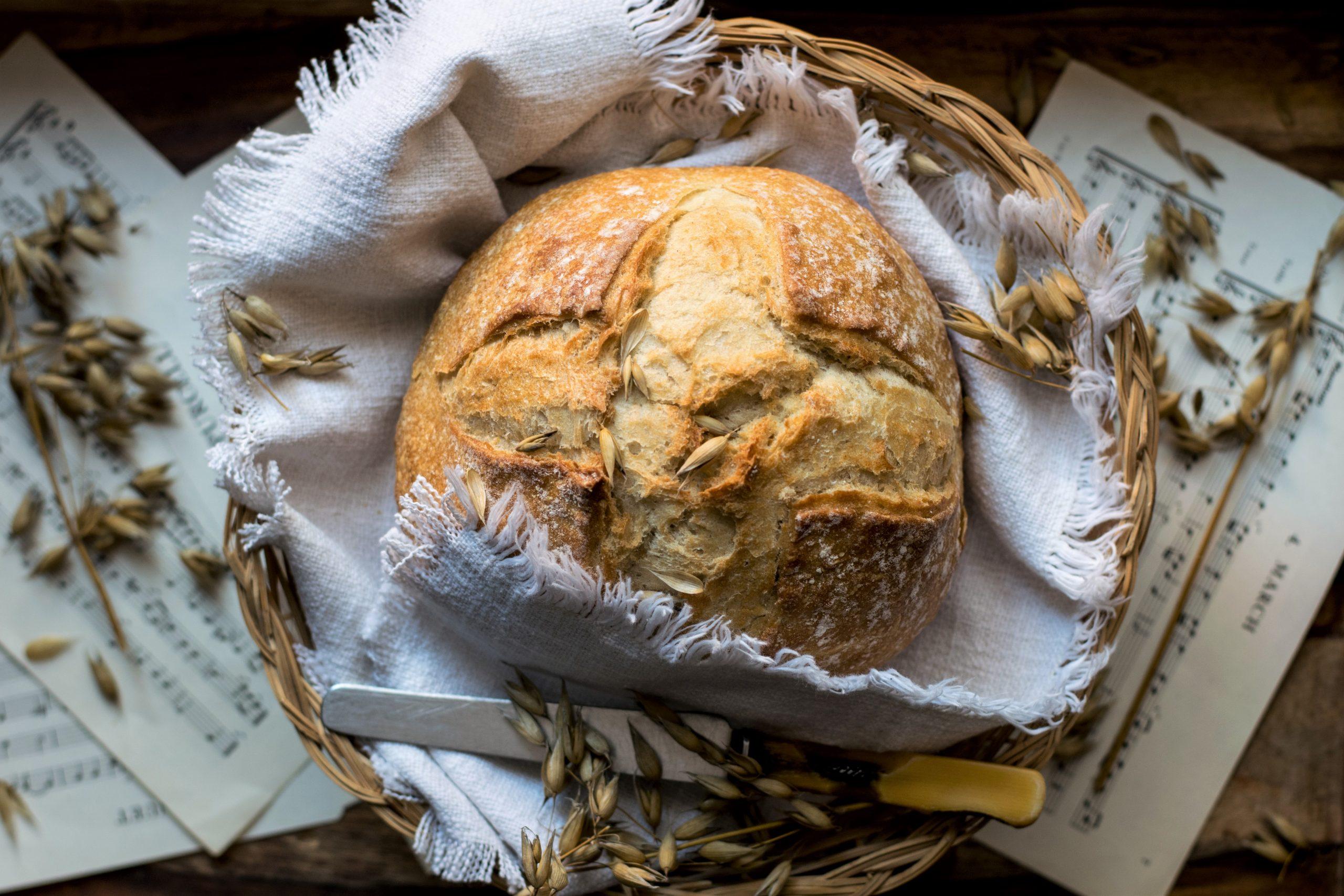 Pane alla curcuma con Bimby