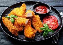 pollo fritto con yogurt ricetta