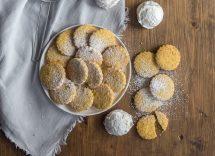 ricetta biscotti con fiori di sambuco