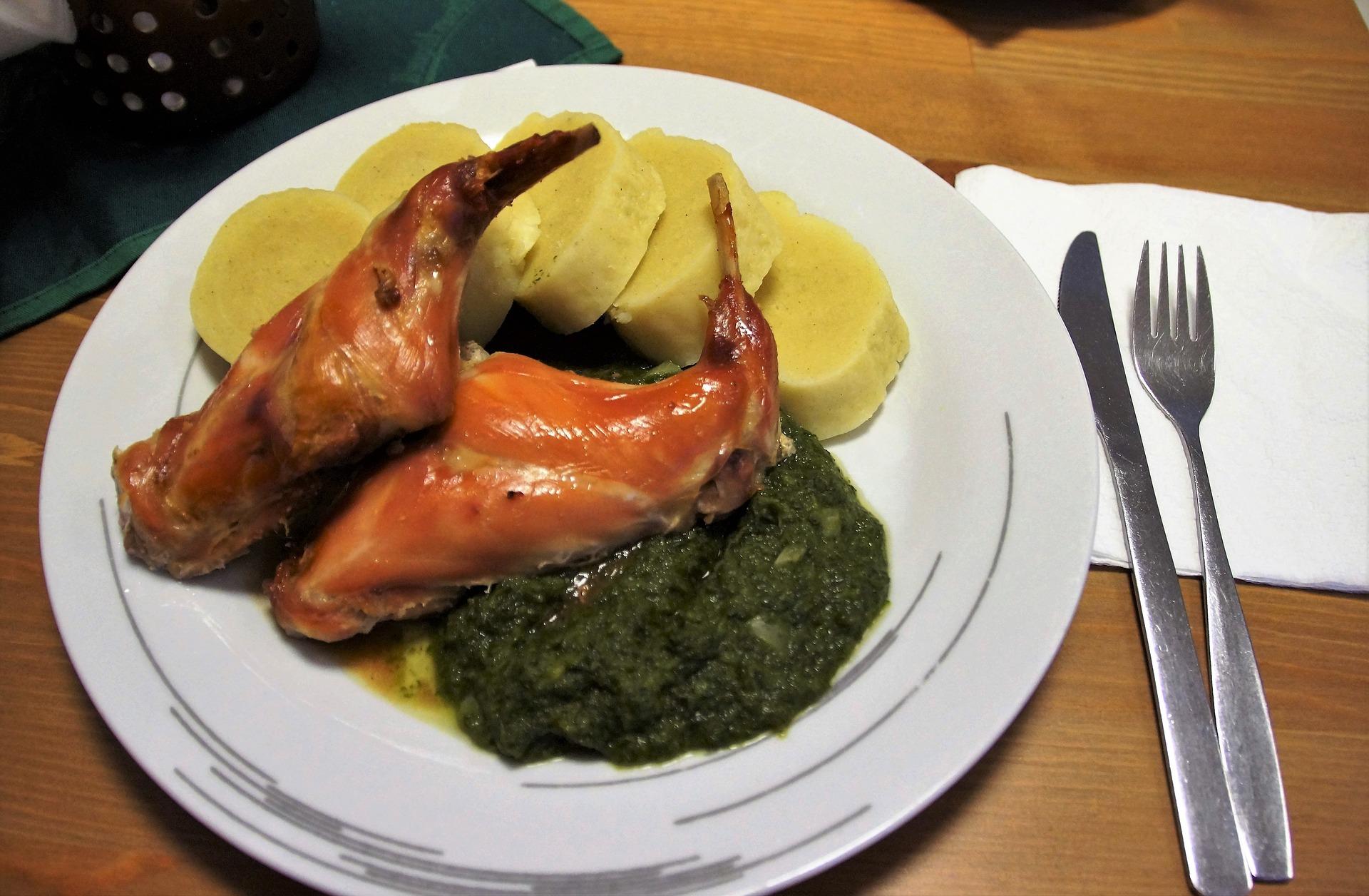 Ricetta del coniglio arrosto in padella