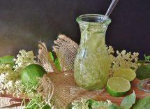 Ricetta liquore con fiori di sambuco