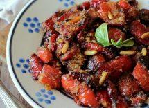 ricetta peperoni ammollicati al forno