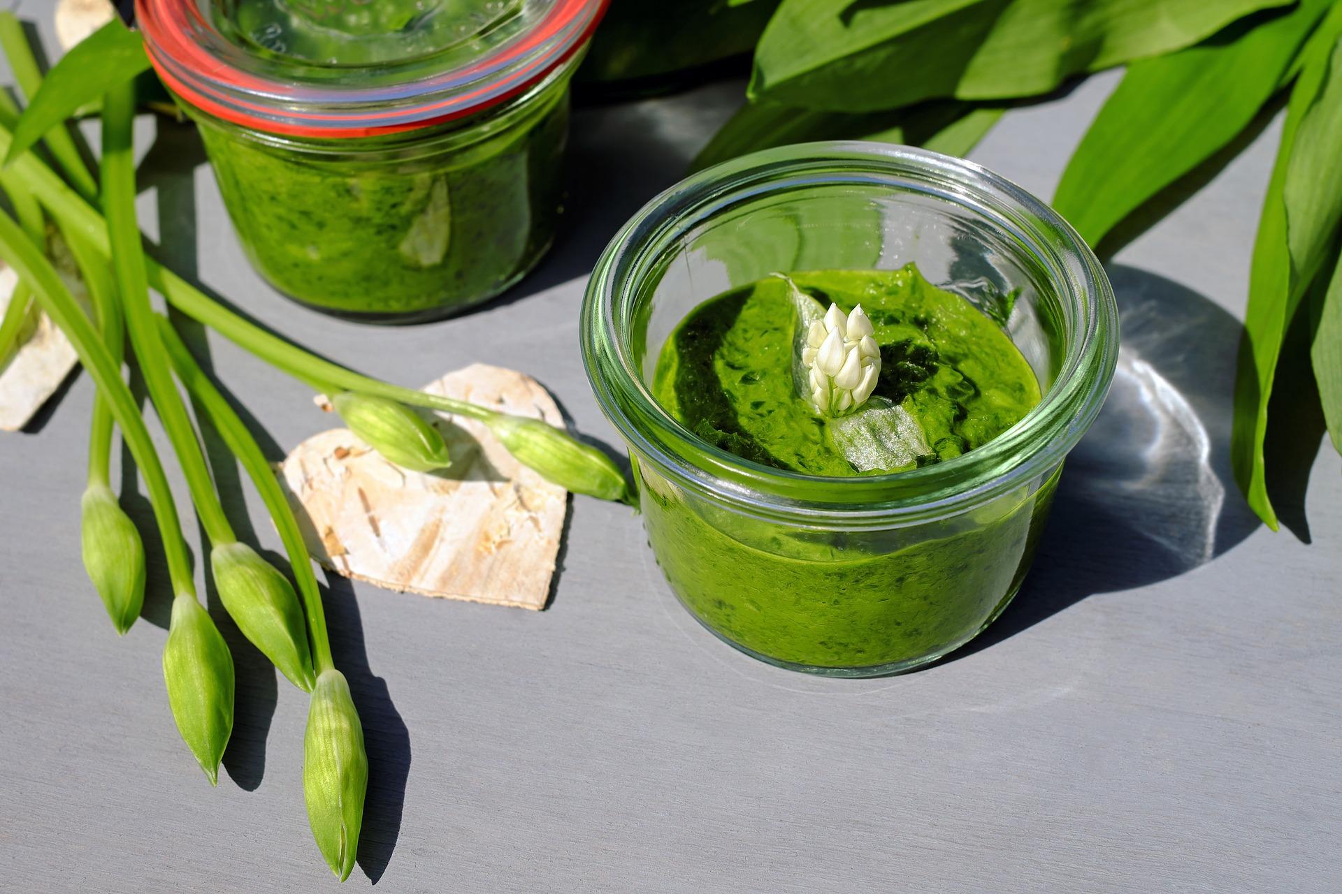 Salsa di peperoni verdi ricetta