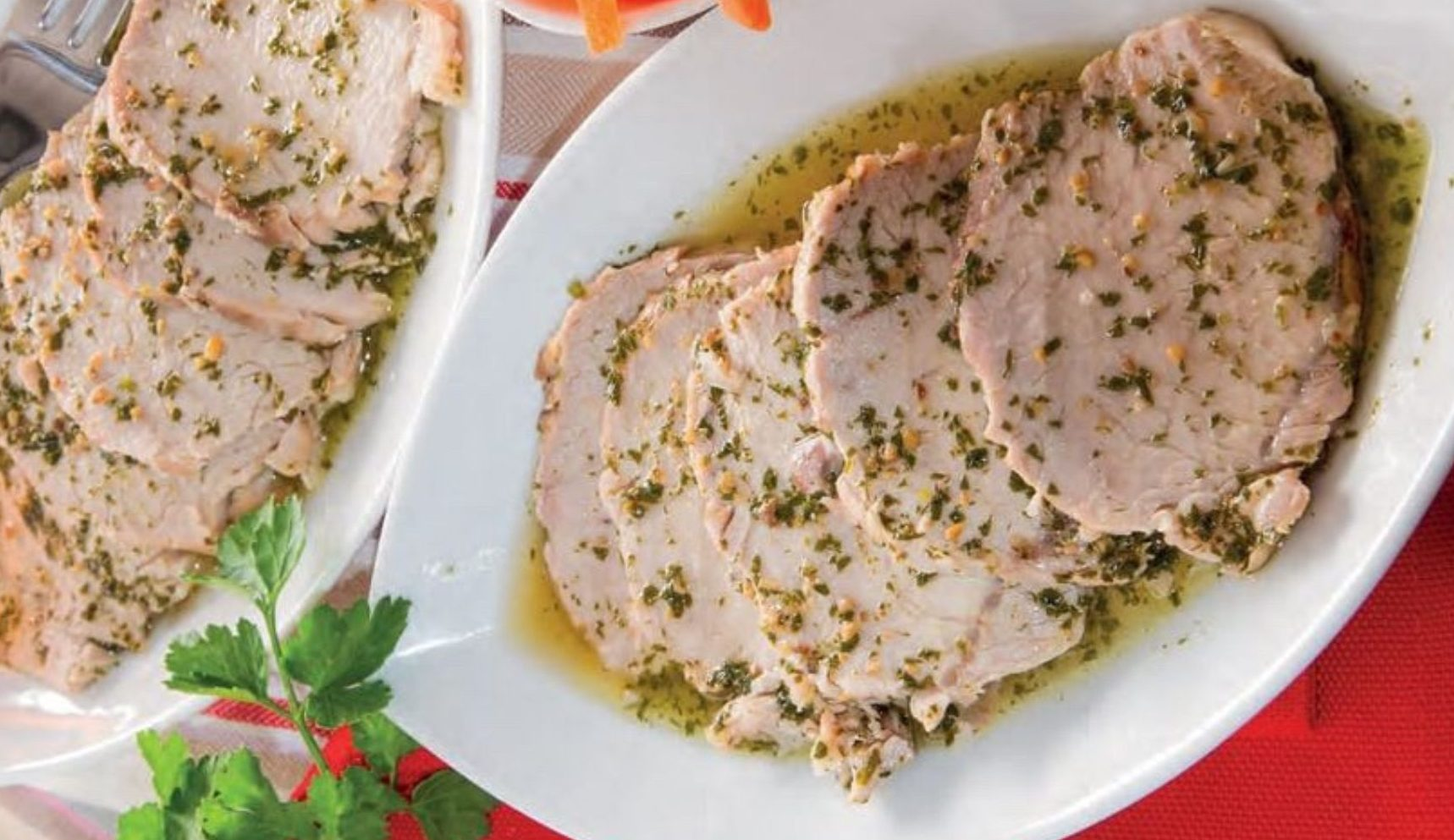 scaloppine di maiale ricetta con spezie