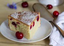 torta alla ciliegia bimby