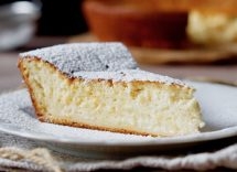 torta allo yogurt greco senza uova e burro