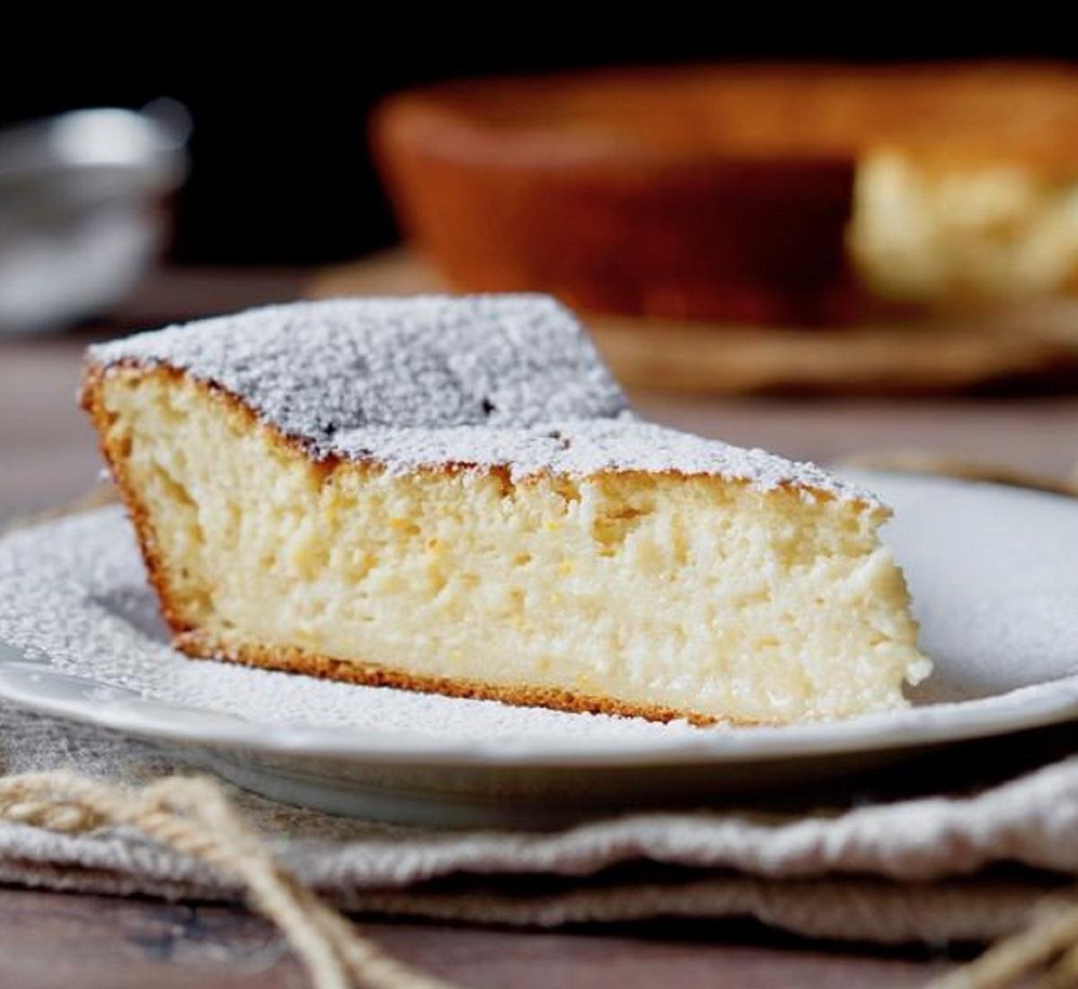 Ricette Veloci Yogurt Greco.Torta Allo Yogurt Greco Senza Uova E Burro Ricetta Light Food Blog