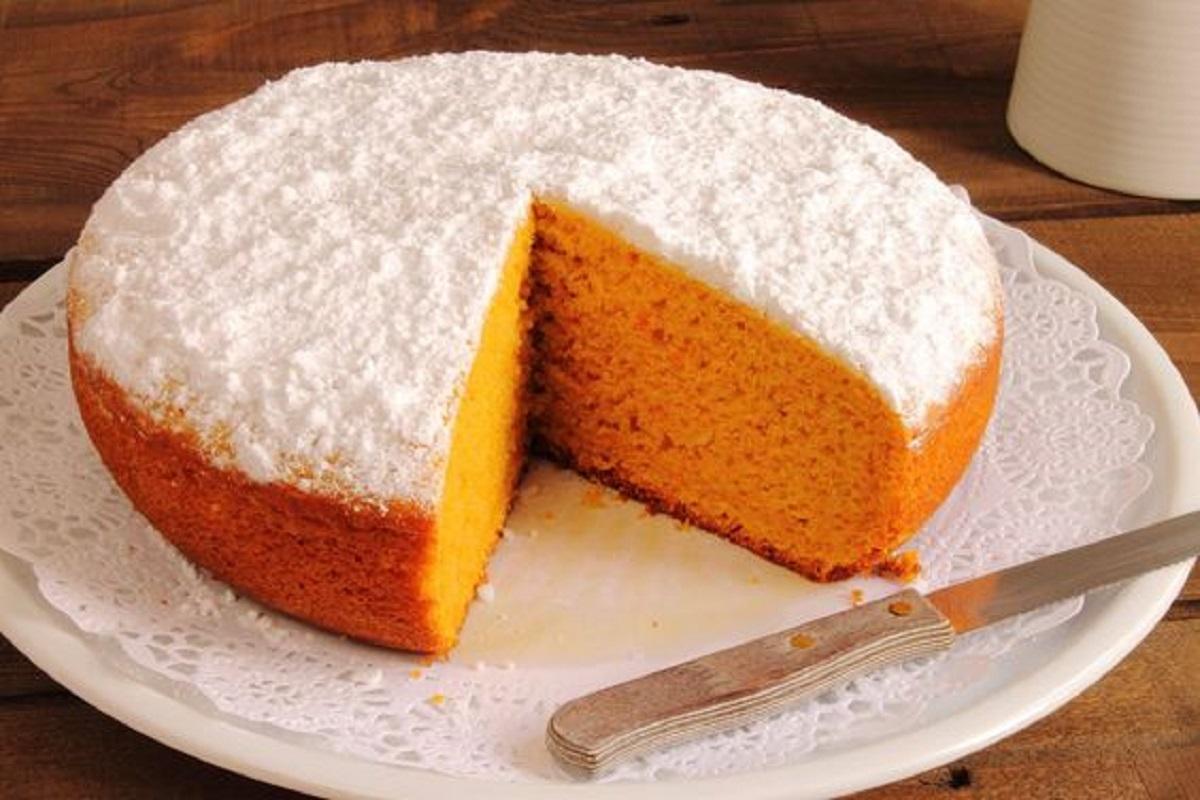 torta di carote senza glutine ricetta
