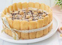 torta gelato con pavesini bimby