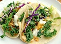 tortillas vegetariane ricetta
