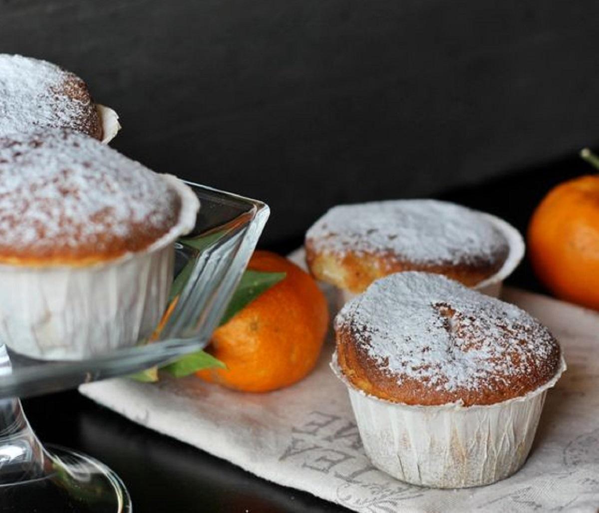 tortine di mandarini e miele senza glutine