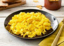 uova strapazzate ricetta originale