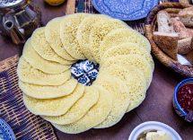 Baghrir: ricetta araba tradizionale