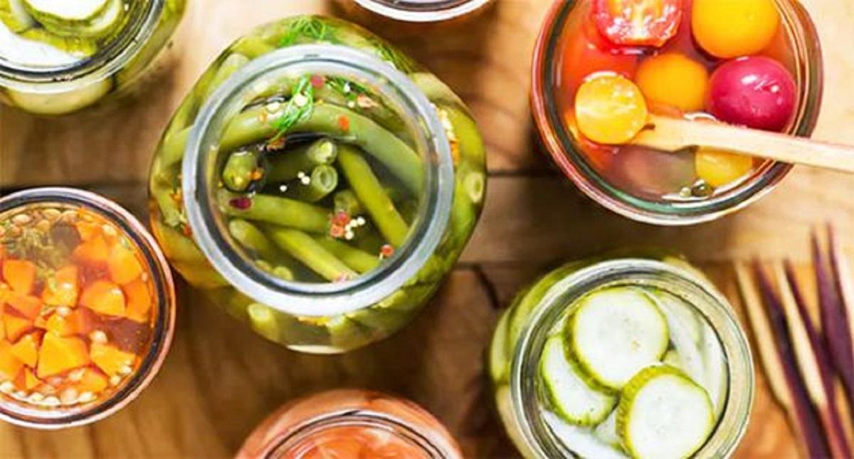 come fermentare le verdure in casa