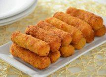 crocchette di patate con menta