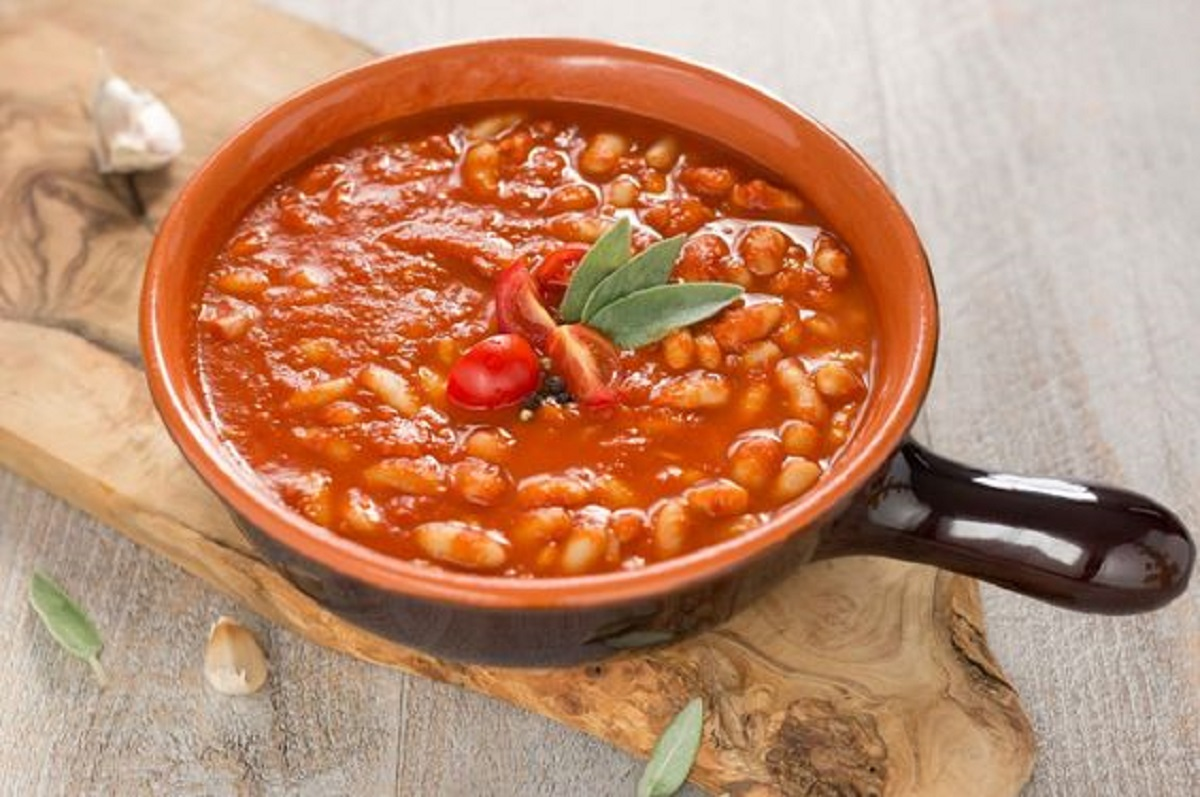 fagioli all'uccelletto ricetta originale