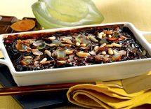 Melanzane al cioccolato origini e ricetta