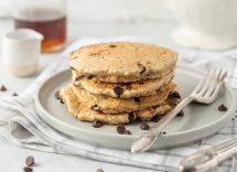 Pancake al cocco light