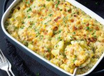 patate tonnate con ricotta