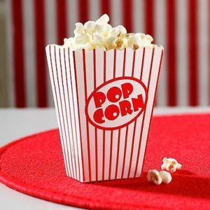 pop corn come al cinema ricetta