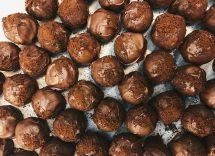 ricetta tartufini al cioccolato senza panna