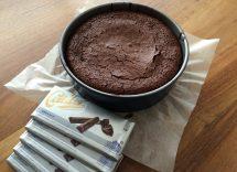 Ricetta torta nua al cioccolato bimby