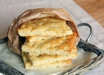 schiacciata toscana ricetta tradizionale