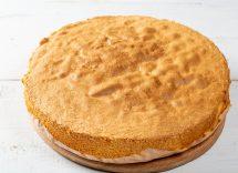 Sponge cake ricetta originale