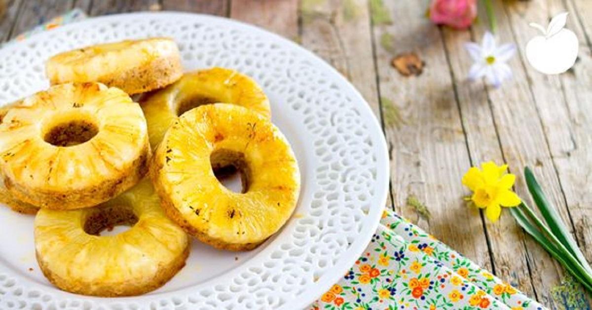 tortini rovesciati all'ananas